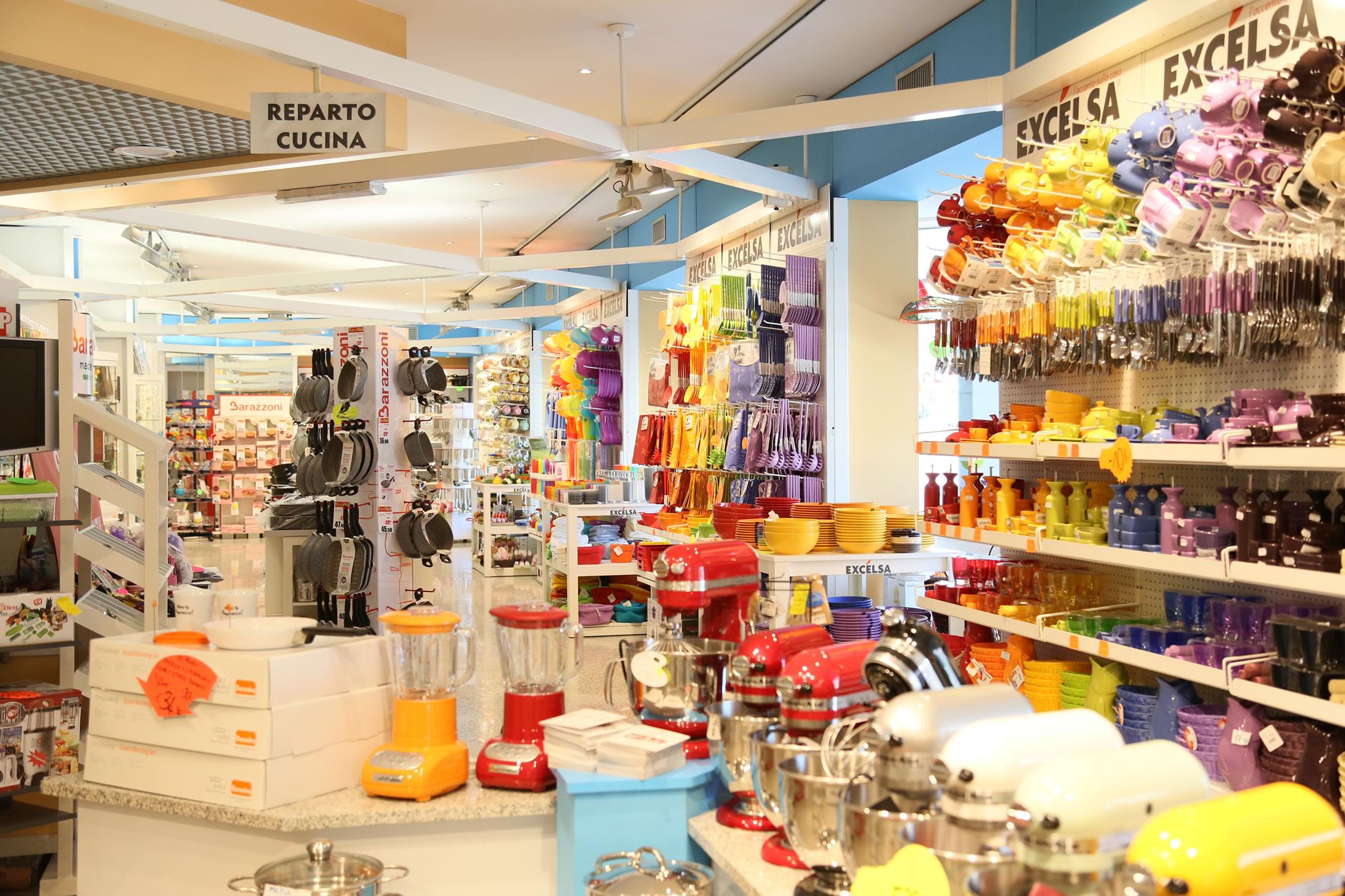 Scegli la zona adatta per aprire il tuo negozio di casalinghi for Catalogo cose di casa