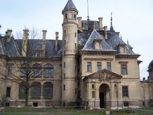 Castello in Ungheria
