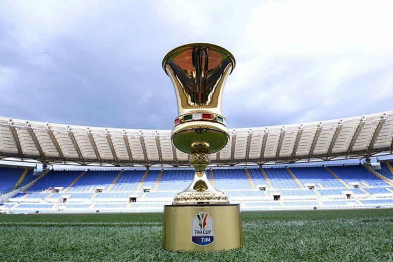 coppa italia, il trofeo