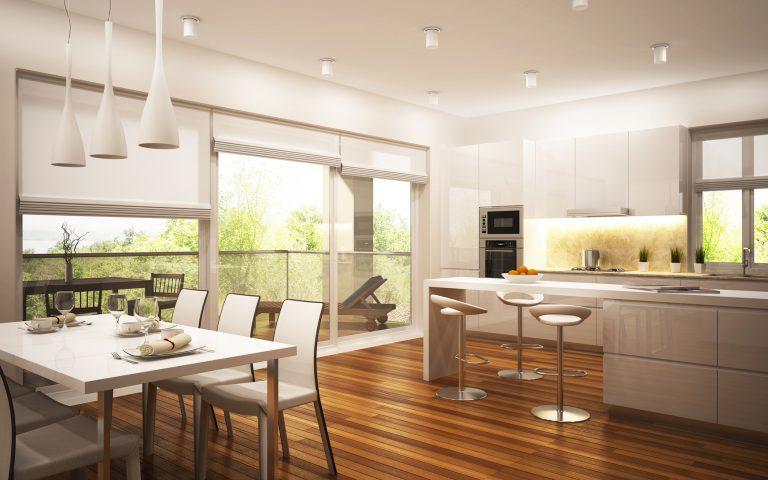 Come illuminare la cucina: 10 idee
