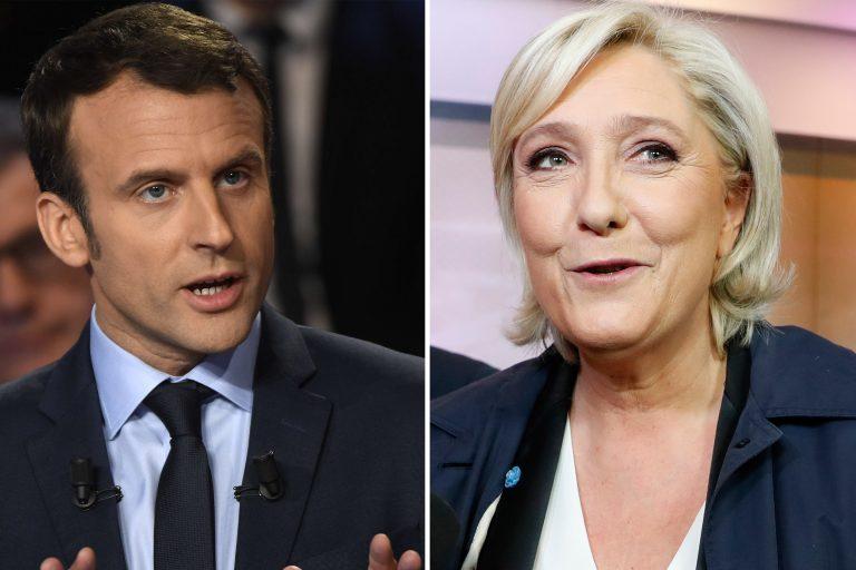 Elezioni Francia, dibattito Le Pen-Macron: scontro e offese in tv