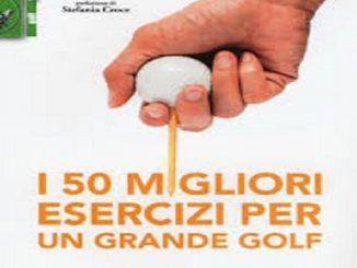 recensione libro I 50 migliori esercizi per un grande golf