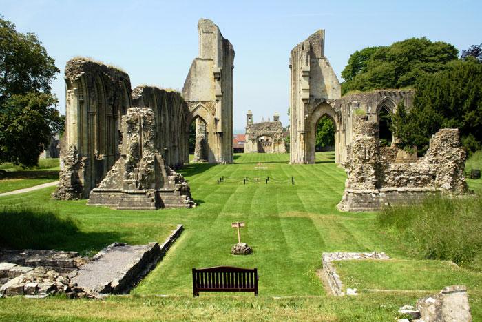 Inghilterra, Glastonbury: tra Re Artù, Santo Graal e porte dell'Oltretomba