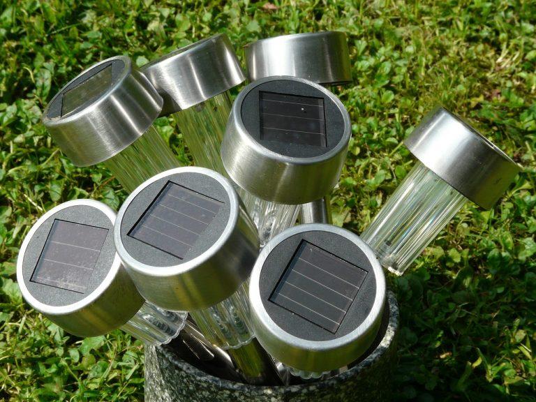 Lampade Solari Da Giardino Le 5 Migliori Marche