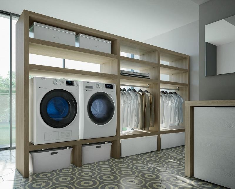 Aprire e portare al successo una lavanderia self service for Grande arredo bari