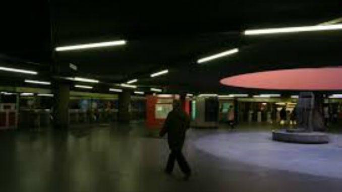 milano, metro stazione