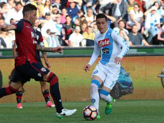 1Napoli-Cagliari 3-1: un capolavoro firmato Mertens e Insigne. Ecco le pagelle
