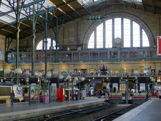 parigi, gare du nord