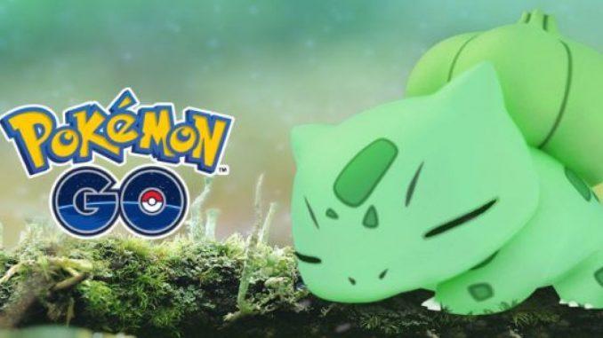 Worldwide Bloom: al via l'evento per catturare Pokémon d'erba