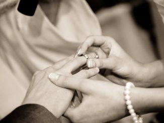 promessa di matrimonio