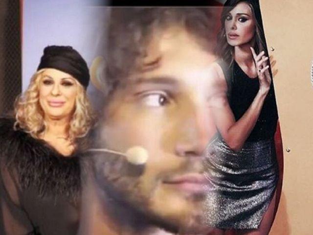 selfie-tina-contro-stefano-interviene-belen