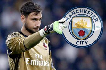 Verso il Manchester City