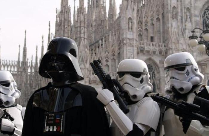 Star Wars a Milano