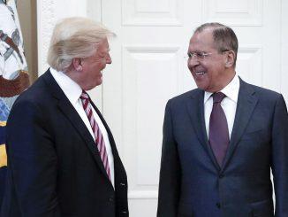 Trump: condivisa informazione riservata al ministro degli esteri russo