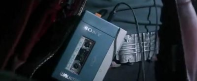 Walkman del film