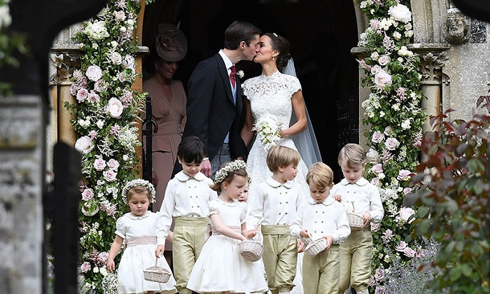 matrimonio Pippa