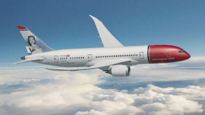 Norwegian Air lancia i voli low cost Roma - Usa