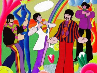 All You Need is Paint. The Beatles art Exhibition