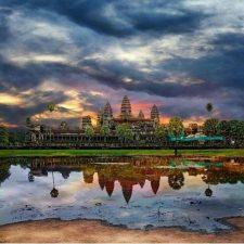 In Cambogia
