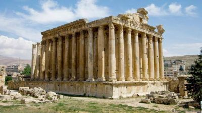 Tempio romano in Libano
