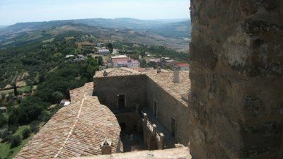 Il Castello dove viveva Abufina