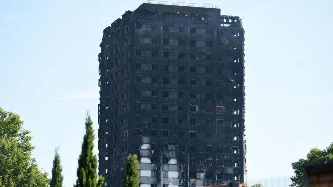 Incendio Londra, speriamo meno 100 morti