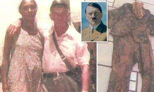Adolf Leipzig e donna brasiliana