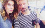 Max Biaggi e Bianca Atzei