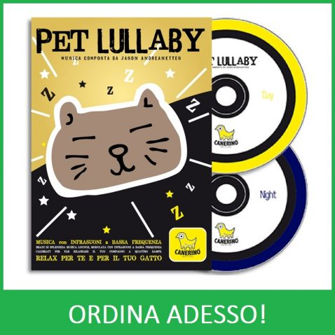 PET LULLABY CAT