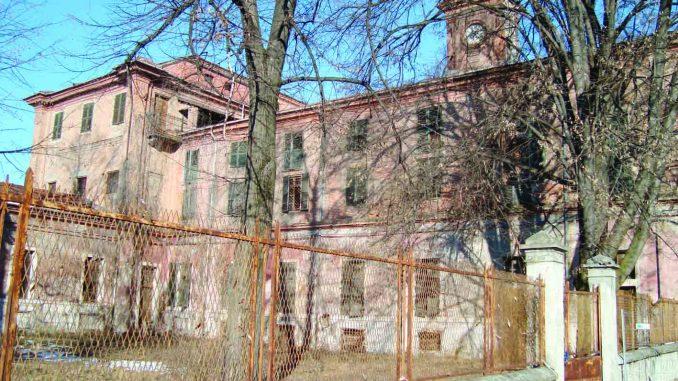L'edificio abbandonato