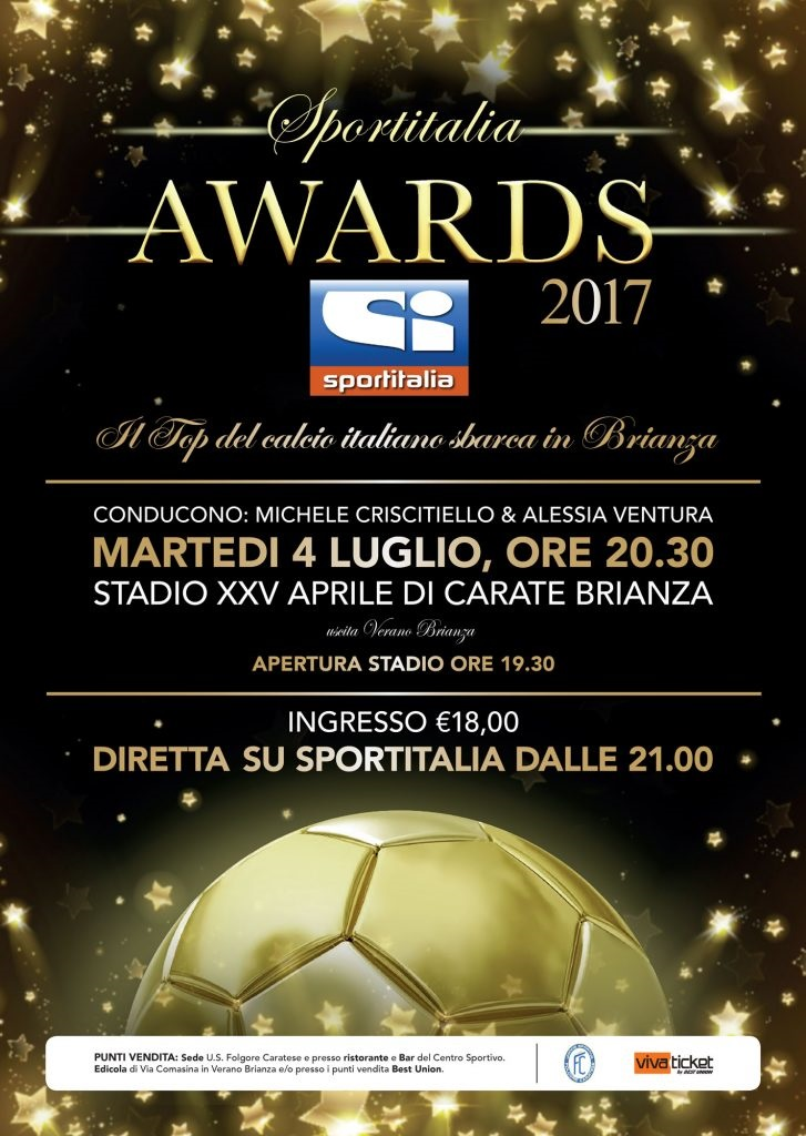 Sportitalia Awards 2017