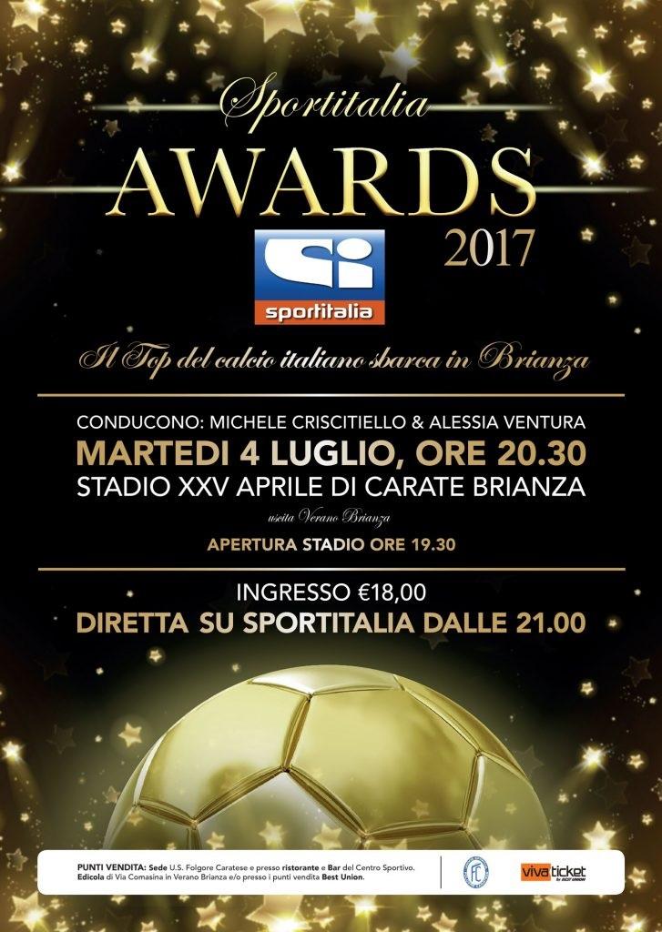 Sportitalia Awards 2017