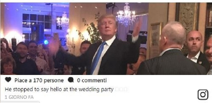 Trump-nozze