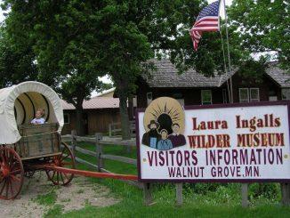 Museo dedicato a Laura Ingalls Wilder