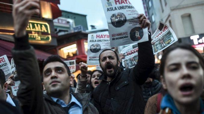 Il presidente di Amnesty International Turchia è stato arrestato