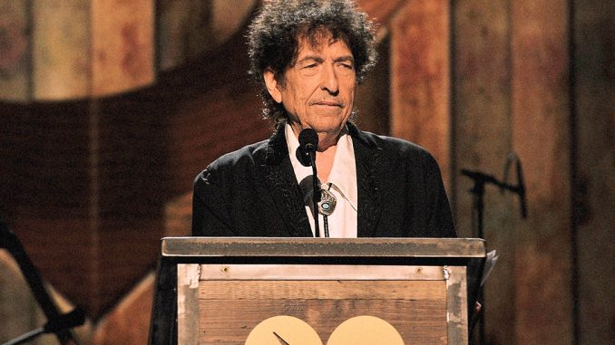 Bob Dylan scandalo: accusato di aver copiato discorso online