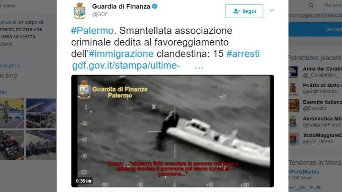 Migranti, fermati 15 trafficanti: sui gommoni anche sospetti terroristi