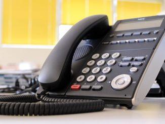 TELEFONO DA UFFICIO.