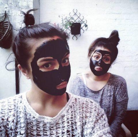 balck mask