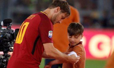 L'erede di Totti