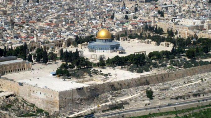 Gerusalemme, attacco alla Spianata delle moschee