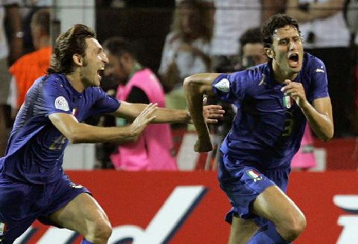 Fabio Grosso mondiali 2006