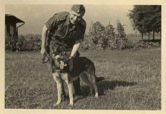 Il nazista e il cane