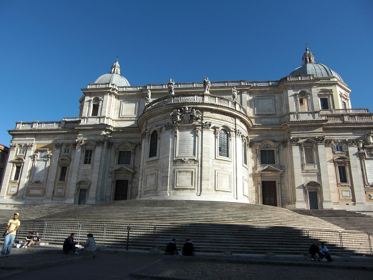 Basilica di Santa Maria Maggiore a Roma