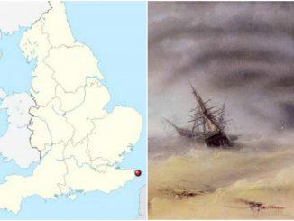 L'Inghilterra e la sua nave