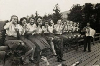 Nazisti felici