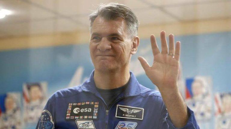 Sulla navicella Soyuz