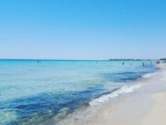 Spiaggia incantevole