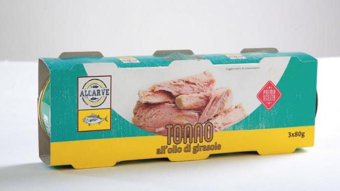 Tonno in scatola: ritirata dal Ministero marca con olio di girasole