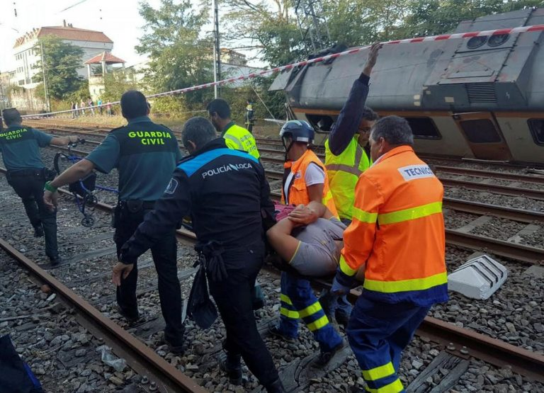 Incidente ferroviario